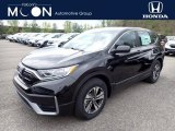 2020 Crystal Black Pearl Honda CR-V LX AWD #138487691