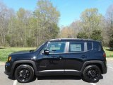 2020 Black Jeep Renegade Latitude #138486392