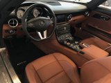 2012 Mercedes-Benz SLS Interiors