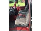 Ford Bronco Interiors