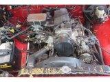 Mazda B-Series Truck Engines