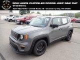 2020 Sting-Gray Jeep Renegade Sport #138487063