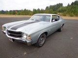 1971 Chevrolet Chevelle SS 454 Data, Info and Specs