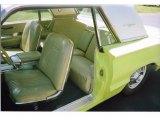 Ford Thunderbird Interiors