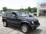 2002 Black Jeep Liberty Limited 4x4 #13828792