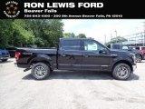 2020 Agate Black Ford F150 XLT SuperCrew 4x4 #138487024