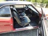 Pontiac GTO Interiors