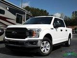 2020 Oxford White Ford F150 XL SuperCrew 4x4 #138484821