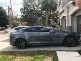 2013 Grey Metallic Tesla Model S 85 #138485496