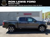 2020 Magnetic Ford F150 STX SuperCrew 4x4 #138487000