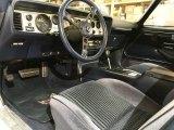 1981 Pontiac Firebird Interiors