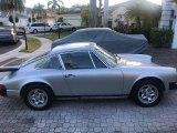 1977 Porsche 911 Silver Metallic