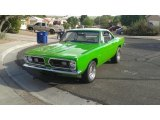 Plymouth Barracuda Data, Info and Specs