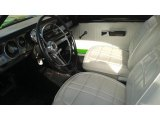 Plymouth Barracuda Interiors
