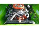 Plymouth Barracuda Engines