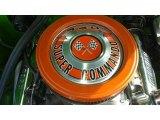 Plymouth Barracuda Badges and Logos
