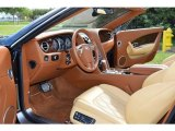 2013 Bentley Continental GTC V8 Interiors