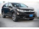 2020 Crystal Black Pearl Honda CR-V LX #138487424