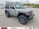 2020 Jeep Wrangler Billet Silver Metallic
