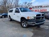 2004 Bright White Dodge Ram 1500 ST Regular Cab #138487404