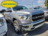 2020 Billet Silver Metallic Ram 1500 Big Horn Quad Cab 4x4 #138486822