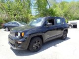 2020 Black Jeep Renegade Sport #138488093