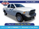 2020 Bright White Ram 1500 Classic Tradesman Crew Cab 4x4 #138486798