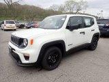 2020 Alpine White Jeep Renegade Sport #138488082
