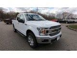 2020 Oxford White Ford F150 XLT SuperCab 4x4 #138489359
