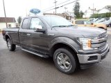 2020 Ford F150 Lariat SuperCab 4x4 Front 3/4 View