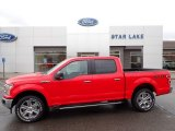 2020 Race Red Ford F150 XLT SuperCrew 4x4 #138489329
