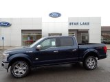 2020 Blue Jeans Ford F150 King Ranch SuperCrew 4x4 #138489328