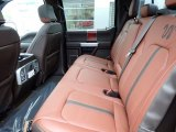 2020 Ford F150 King Ranch SuperCrew 4x4 Rear Seat