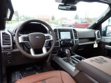2020 Ford F150 King Ranch SuperCrew 4x4 Front Seat