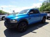 2020 Hydro Blue Pearl Ram 1500 Classic Warlock Quad Cab 4x4 #138488032