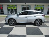 2019 Nissan Murano SV Data, Info and Specs