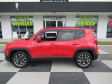 2018 Colorado Red Jeep Renegade Latitude #138487983