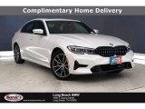 2020 Mineral White Metallic BMW 3 Series 330i Sedan #138487944