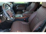 2020 Land Rover Range Rover Interiors