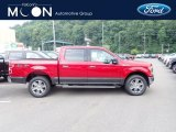 2020 Rapid Red Ford F150 XLT SuperCrew 4x4 #138800901