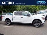 2020 Oxford White Ford F150 XL SuperCrew 4x4 #138800894
