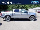 2020 Iconic Silver Ford F150 XL SuperCrew 4x4 #138800893