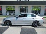 2019 Glacier Silver Metallic BMW 3 Series 330i Sedan #138801214