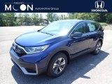 2020 Obsidian Blue Pearl Honda CR-V LX AWD #138800875