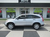 2009 Alabaster Silver Metallic Honda CR-V EX 4WD #138801188