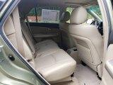 2008 Lexus RX 400h AWD Hybrid Rear Seat