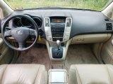 2008 Lexus RX 400h AWD Hybrid Dashboard