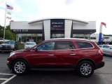 2011 Red Jewel Tintcoat Buick Enclave CXL AWD #138800830