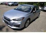 2019 Ice Silver Metallic Subaru Impreza 2.0i 4-Door #138799858