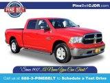 2020 Flame Red Ram 1500 Classic SLT Crew Cab 4x4 #138800156